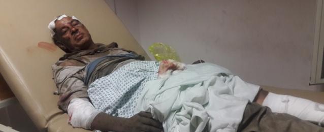 وزير الصحة : خروج اغلب مصابى حادث قطارى الأسكندرية واستمرار علاج 53 بالمستشفيات