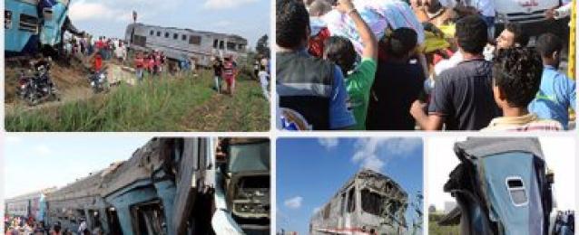 وزير العدل يوجه بسرعة استخراج إعلامات الوراثة لضحايا قطارى الإسكندرية