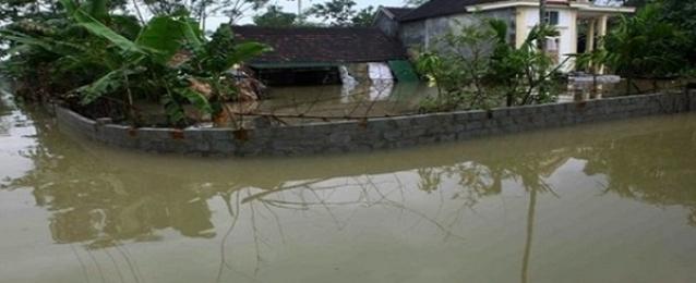 ارتفاع حصيلة ضحايا الفيضانات في فيتنام لـ43 قتيلا
