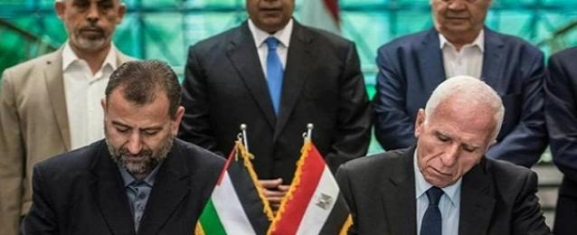 المجلس الوطني الفلسطيني يدعو لسرعة تنفيذ المصالحة