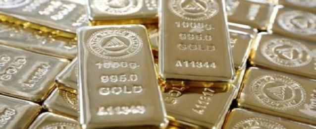 انخفاض اسعار الذهب في التعاملات الفورية