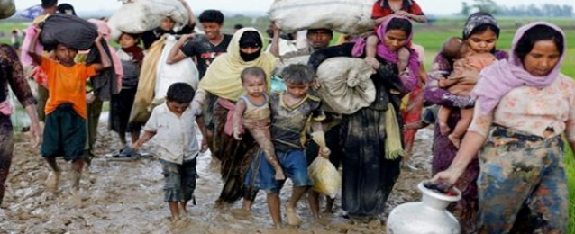 """أمين عام الأمم المتحدة قلق إزاء """"المحنة المأساوية"""" للروهينجا في ميانمار"""
