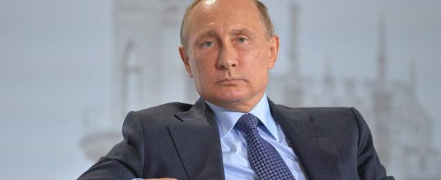 بوتين يعلن عن نيته الترشح للانتخابات الرئاسية عام 2018