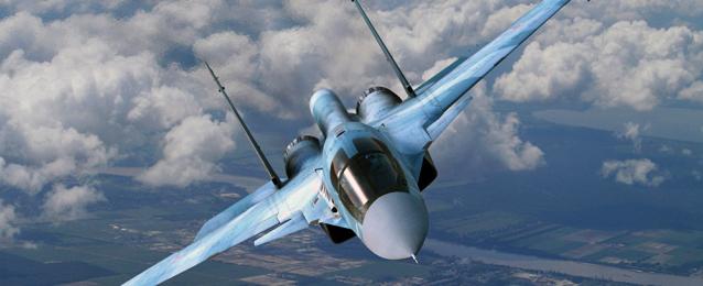 رصد طائرة استطلاع أمريكية على الحدود الروسية