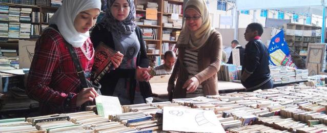 جناح السعودية الأكثر جذبا لجمهور الدورة الـ49 لمعرض القاهرة للكتاب