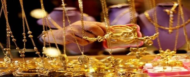 3 جنيهات ارتفاعا في جرام الذهب