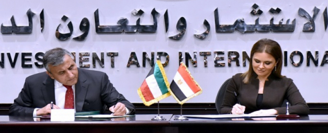 مصر والكويت توقعان خمس اتفاقيات بقيمة 5 مليارات جنيه