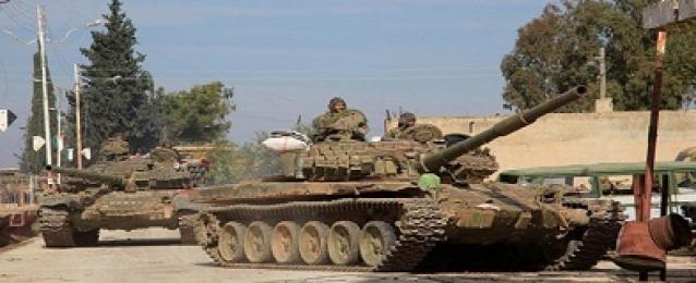 القوات السورية تسيطر بالكامل على حي القدم في دمشق