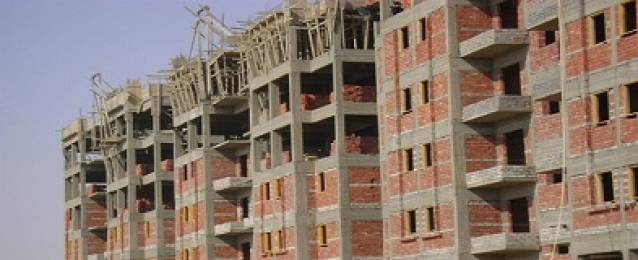 """""""الإسكان"""" توضح ما أثير حول عمارات الإسكان الاجتماعي ببياض العرب"""