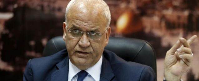 """عريقات: نقل سفارة جواتيمالا للقدس """"انتهاكا"""" للقانون الدولي"""