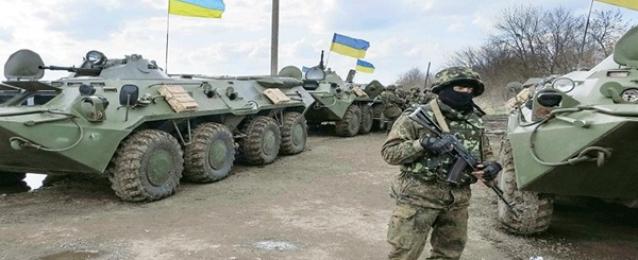 جمهورية لوجانسك تتهم القوات الأوكرانية بقصف أراضيها