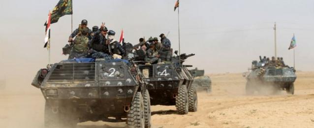 قوات الأمن العراقية تحبط محاولة تسلل مجموعة مسلحة قادمة من سوريا