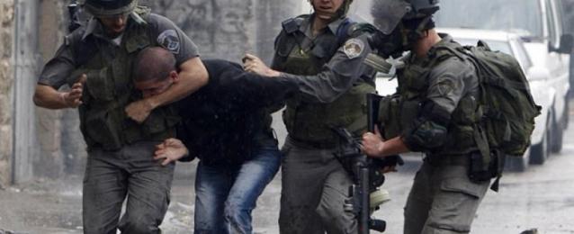 قوات الاحتلال الإسرائيلي تعتقل 19 مواطناً فلسطينياً من الضفة