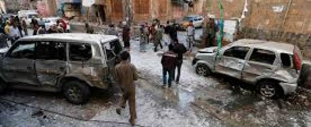 الهجوم على حافلة في صعدة اليمنية يوقع 29 قتيلا من الأطفال