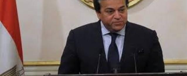 عبد الغفار: كافة الجامعات أتمت استعدادها لبدء العام الدراسي الجديد