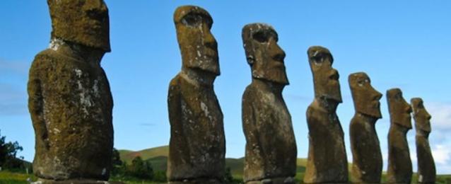 معرض يتناول حضارة جزيرة باسكوان الفرنسية القديمة