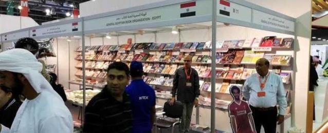 رئيس الشارقة للكتاب: مصر تتصدر أعداد دور النشر بالمعرض بواقع 276 دارا