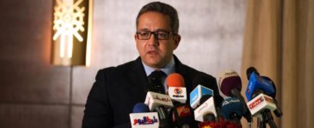 وزير الآثار: استرددنا قطعا أثرية من 6 دول بينها إسرائيل