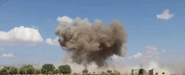 سوريا :الدفاعات الجوية تتصدي لصواريخ أطلقت من اسرائيل باتجاه دمشق
