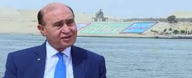 مُهاب مميش: لم نمنع عبور السفن المتجهة إلى سوريا فى قناة السويس
