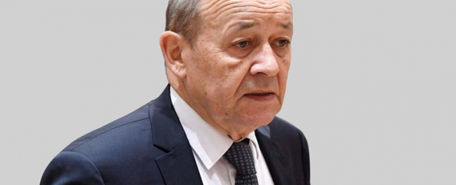 وزير الخارجية الفرنسي: سنسحب قواتنا من سوريا بعد التوصل لحل سياسي