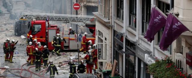 وزير داخلية فرنسا : 4 قتلى وإصابة أكثر من 30 آخرين في انفجار باريس