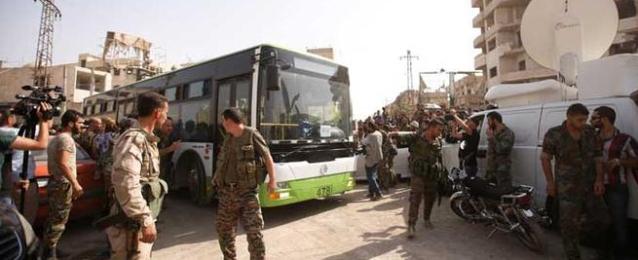 هيئة المصالحة: دمشق سوت أوضاع حوالي 40 ألف مسلح