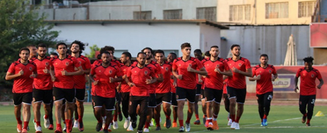 الأهلي يدخل معسكرًا مغلقًا استعدادًا للقاء إنبي فى الجولة الـ 30 من الدوري الممتاز