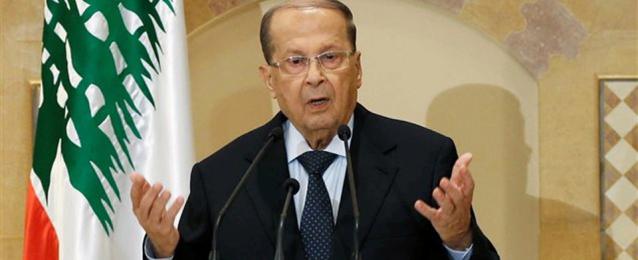 ميشال عون: ترسيم الحدود الجنوبية يعزز استقرار لبنان