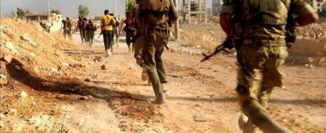 انطلاق عملية عسكرية لتطهير صحراء الجزيرة بين الأنبار ونينوى