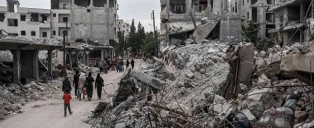 مقتل 28 شخصا في غارات جوية على شمال سوريا