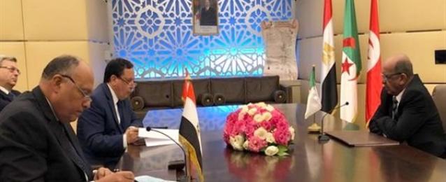 مصر تشارك اليوم في الاجتماع الثلاثي حول ليبيا