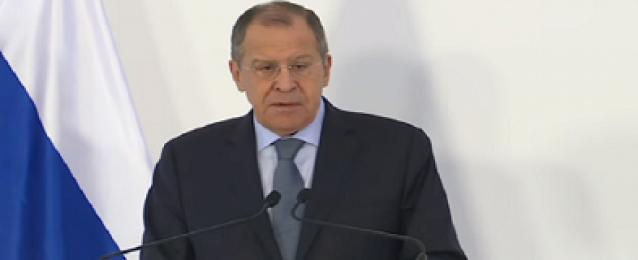 وزير الخارجية الروسي: قضية اللاجئين في إدلب يمكن حلها بعد تنفيذ مذكرة سوتشي