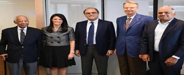صندوق النقد الدولي يستضيف الدكتورة رانيا المشاط لعرض الإصلاحات الهيكلية في قطاع السياحة وآثارها علي الاقتصاد العالمي