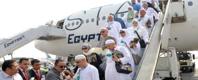 اليوم .. بدء عودة رحلات حجاج بيت الله الحرام بعد أدائهم مناسك الحج