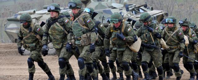 """رئيس الأركان الروسي يتفقد التدريبات الرئيسية تمهيدا لـ""""سينتر 2019″"""