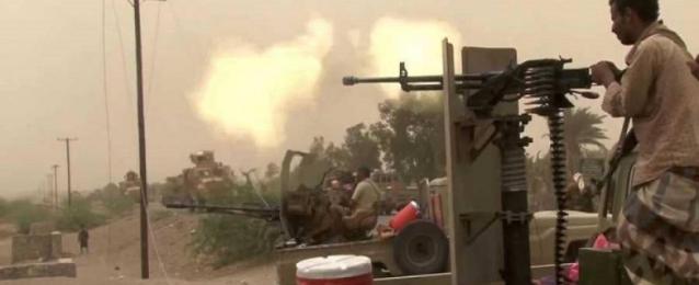 مقتل 36 حوثياً بينهم قيادات في معارك مع الجيش اليمني بجبهة نهم شرق صنعاء