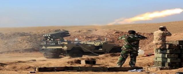 العراق: تدمير مقرات لداعش في عملية دهم بالأنبار