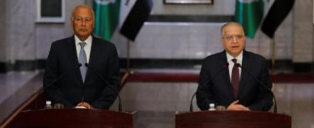 أبوالغيط : تضامن عربي كامل مع مصر والسودان في حماية أمنهما المائي