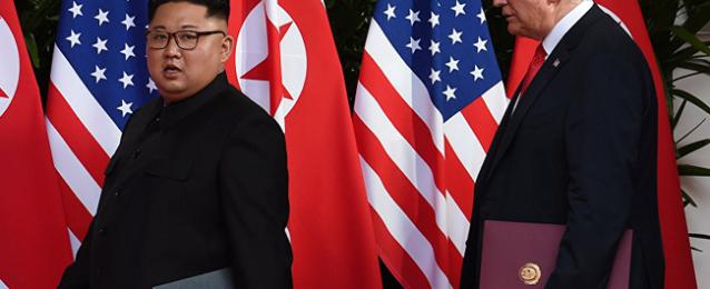 كوريا الشمالية تؤكد انهيار المحادثات على مستوى مجموعات العمل مع أمريكا