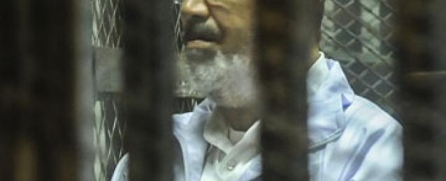 """استئناف محاكمة مرسى في قضية """"وادي النطرون"""" بسماع شهود الإثبات"""