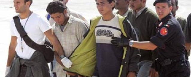 الشرطة الإيطالية تعتقل 7 مصريين لتهريب مهاجرين غير شرعيين