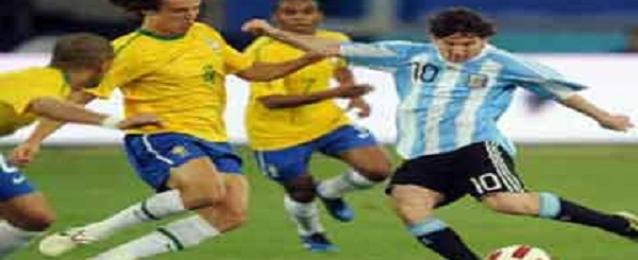زيكو يأمل فى صعود البرازيل والارجنتين لنهائى المونديال