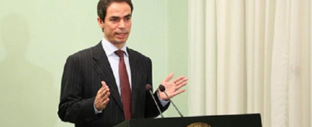 """المسلماني: محلب يلتقي خريجي """"ستانفورد وكولومبيا """" الاربعاء"""