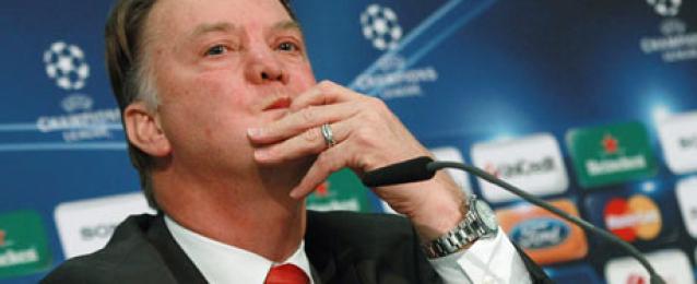 مانشستر يونايتد ينفي تعيين فان جال مديرا فنيا للفريق