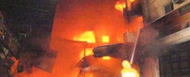 السيطرة على حريق محدود بجوار معهد بحوث المياه بالقناطر