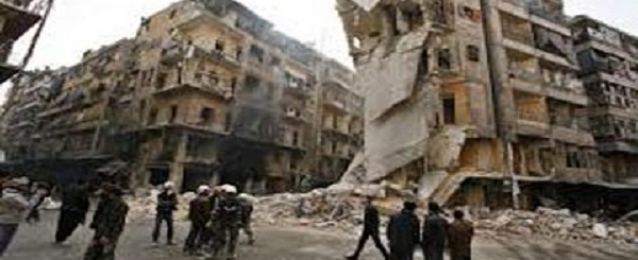 12 قتيلاً و50 جريحاً في سقوط قذائف هاون على تجمع مدرسي بدمشق