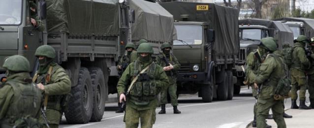 أوكرانيا: لدينا معلومات بغزو عسكري روسي لحدودنا الشرقية