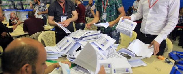 بدء عملية الفرز في الانتخابات البرلمانية العراقية