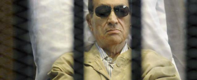 """بدء إعادة """" محاكمة القرن """" فى حضور مبارك ونجليه والعادلى"""